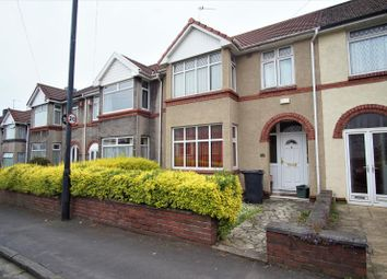 Thumbnail 4 bed terraced house to rent in Glenfrome Road, Eastville, Bristol