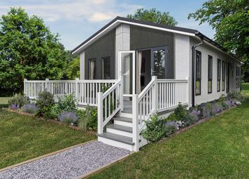 Thumbnail 2 bed mobile/park home for sale in The Willows, Ford Road, Ford, Arundel
