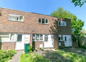 Thumbnail 2 bed terraced house for sale in Redwood Close, Northgate, Crawley, West Sussex