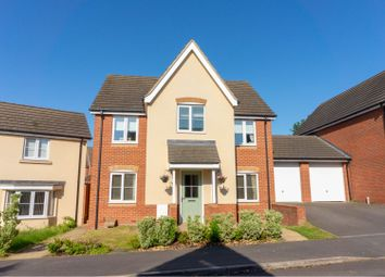 Thumbnail 4 bed detached house for sale in Magistrates Road, Hampton, Peterborough