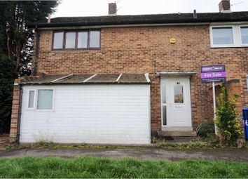 Thumbnail 3 bed town house for sale in Overend Drive, Gleadless Valley, Sheffield