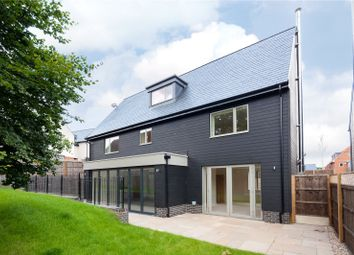 Thumbnail 2 bed detached house for sale in The Limes, 29 Gillon Way, Radwinter, Saffron Walden
