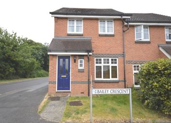Thumbnail 3 bed semi-detached house to rent in Bailey Crescent, Chessington