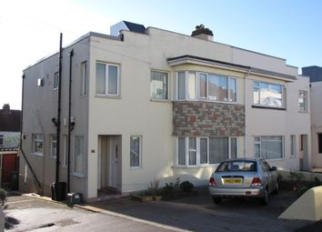 Thumbnail 1 bedroom flat to rent in Colville Road, Cosham, Portsmouth