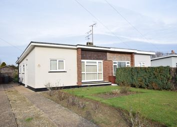 Thumbnail 2 bed semi-detached bungalow for sale in Mountney Drive, Pevensey Bay