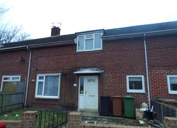 Thumbnail 2 bed terraced house for sale in Irvine Road, Hartlepool