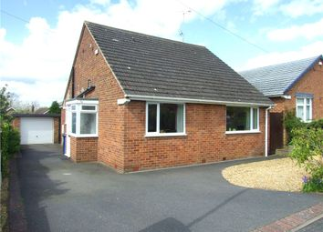 Thumbnail 3 bedroom detached bungalow for sale in Abbey Hill Road, Allestree, Derby