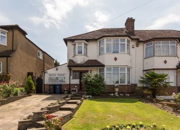 Thumbnail 3 bed semi-detached house for sale in Cat Hill, Barnet