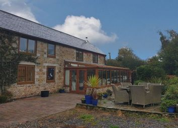 Thumbnail 4 bed detached house to rent in Amra, Redruth