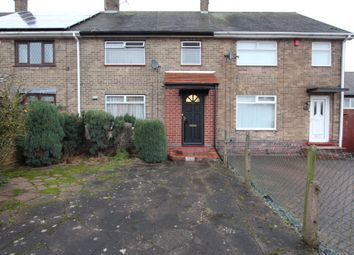 Thumbnail 3 bed terraced house for sale in Bramhall Road, Nottingham