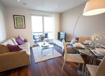 Thumbnail 1 bed flat to rent in Marie Lloyd House, Murray Grove, London