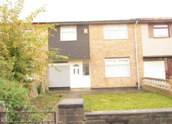 Thumbnail 3 bed town house to rent in Stonedale Crescent, Liverpool