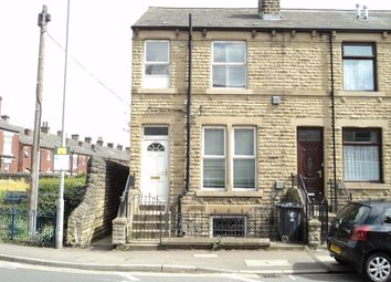 Thumbnail 1 bed end terrace house for sale in Calder Road, Dewsbury