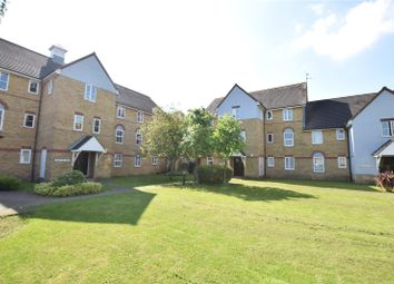 Thumbnail 2 bed flat to rent in Saxon Court, Benfleet, Essex