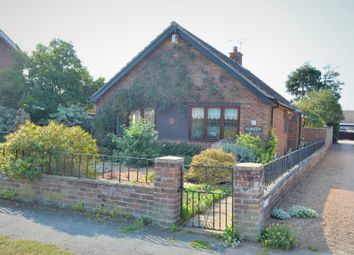 3 bed detached bungalow for sale in Vicarage Road, Felixstowe IP11