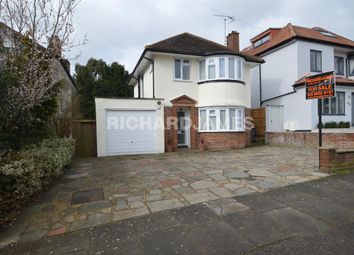 Thumbnail 3 bed detached house for sale in Uphill Grove, London