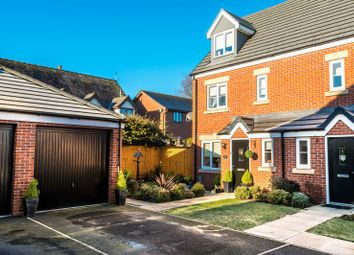 Thumbnail 4 bed semi-detached house to rent in Flour Mill Close, Burscough, Ormskirk