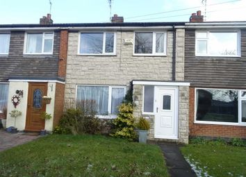 Thumbnail 3 bed town house for sale in Brooklands Road, Cosby, Leicester