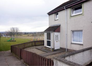 Thumbnail 3 bed semi-detached house for sale in Mile End Place, Inverness
