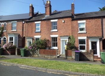 Thumbnail 2 bed terraced house to rent in Wrekin Road, Wellington, Telford