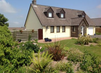 Thumbnail 4 bed detached house for sale in Portfield Gate, Haverfordwest