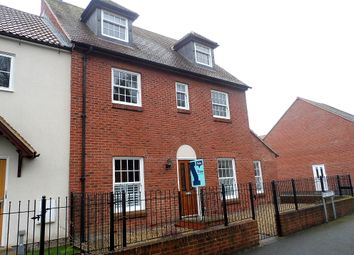 Thumbnail 4 bed terraced house for sale in Park Street, Heytesbury, Warminster
