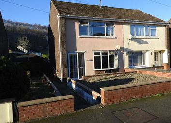 Thumbnail 3 bed semi-detached house for sale in Maesyderi, Talybont