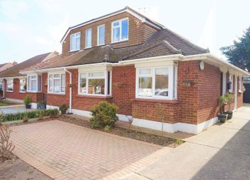 Thumbnail 3 bed property for sale in Catherine Close, Pilgrims Hatch, Brentwood