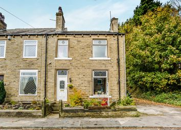 Thumbnail 4 bed end terrace house for sale in Netheroyd Hill Road, Fixby, Huddersfield