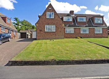 Thumbnail 4 bed semi-detached house for sale in Pollyhaugh, Eynsford, Dartford, Kent