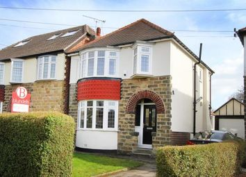 Thumbnail 3 bed detached house for sale in Norton Park Road, Sheffield, South Yorkshire