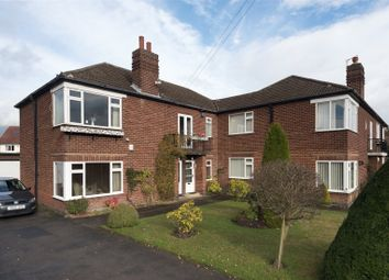 Thumbnail 2 bed flat for sale in Kepstorn Road, Leeds, West Yorkshire