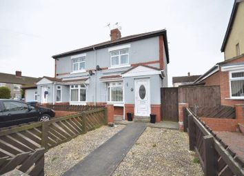 Thumbnail 2 bedroom semi-detached house for sale in Queensbury Road, Seaham