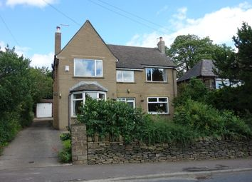 Thumbnail 4 bed detached house for sale in Field House, Cote Lane, Thurgoland
