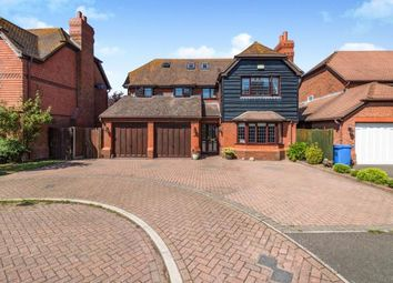 Thumbnail 5 bed detached house for sale in Woodruff Close, Upchurch, Rainham, Kent