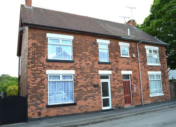 Thumbnail 3 bed semi-detached house for sale in Bagshaw Street, Pleasley, Mansfield