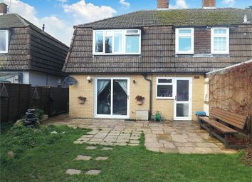 Thumbnail 4 bed semi-detached house for sale in Norreys Avenue, Wokingham, Berkshire