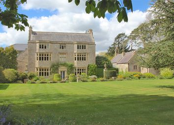 Thumbnail 7 bed detached house for sale in The Manor House, Burnett, Bristol