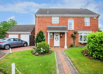 Thumbnail 4 bed detached house for sale in Wren Close, Buckingham
