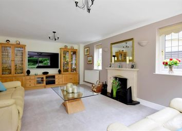 Thumbnail 5 bed detached house for sale in Osborne Road, Crowborough, East Sussex