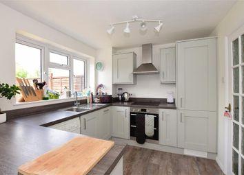 3 bed terraced house for sale in Slaney Road, Staplehurst, Kent TN12