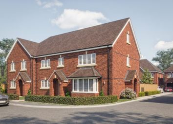 Thumbnail 4 bed town house for sale in Foreman Road, Ash, Guildford