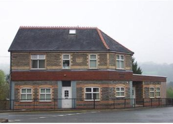 Thumbnail 1 bed flat to rent in Commercial Street, Pontllanfraith, Blackwood