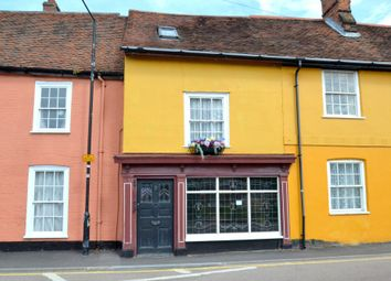 Thumbnail 4 bed terraced house for sale in Bridge Street, Bures