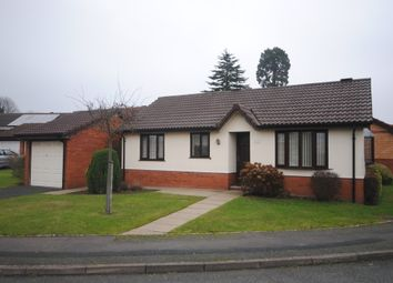 Thumbnail 2 bedroom detached bungalow to rent in Lindfield Drive, Wellington, Telford