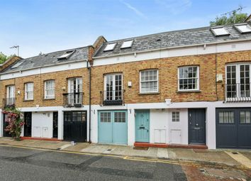 Thumbnail 2 bed detached house to rent in Royal Crescent Mews, London