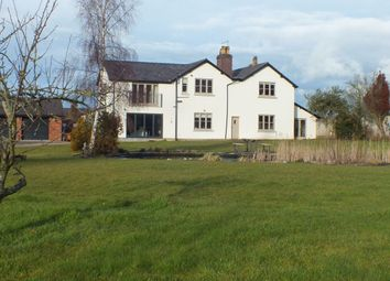 Thumbnail 6 bed farmhouse for sale in Shocklach Road, Threapwood, Malpas