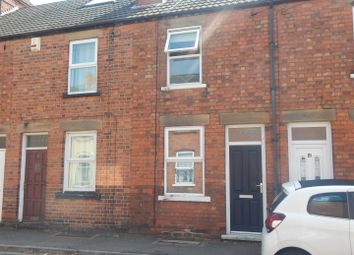 Thumbnail 2 bedroom terraced house to rent in Wright Street, Newark
