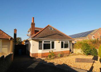 Thumbnail 4 bedroom detached bungalow for sale in Oakdale Road, Oakdale, Poole