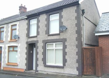 Thumbnail 3 bed end terrace house for sale in Bryn Dinas View, Trealaw, Rhondda Cynon Taff.